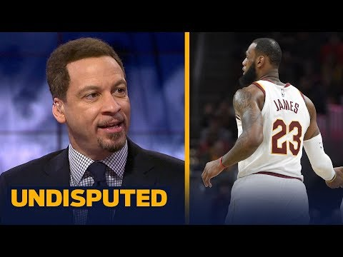 Chris Broussard: LeBron's Cavs are a 'work in progress' | UNDISPUTED