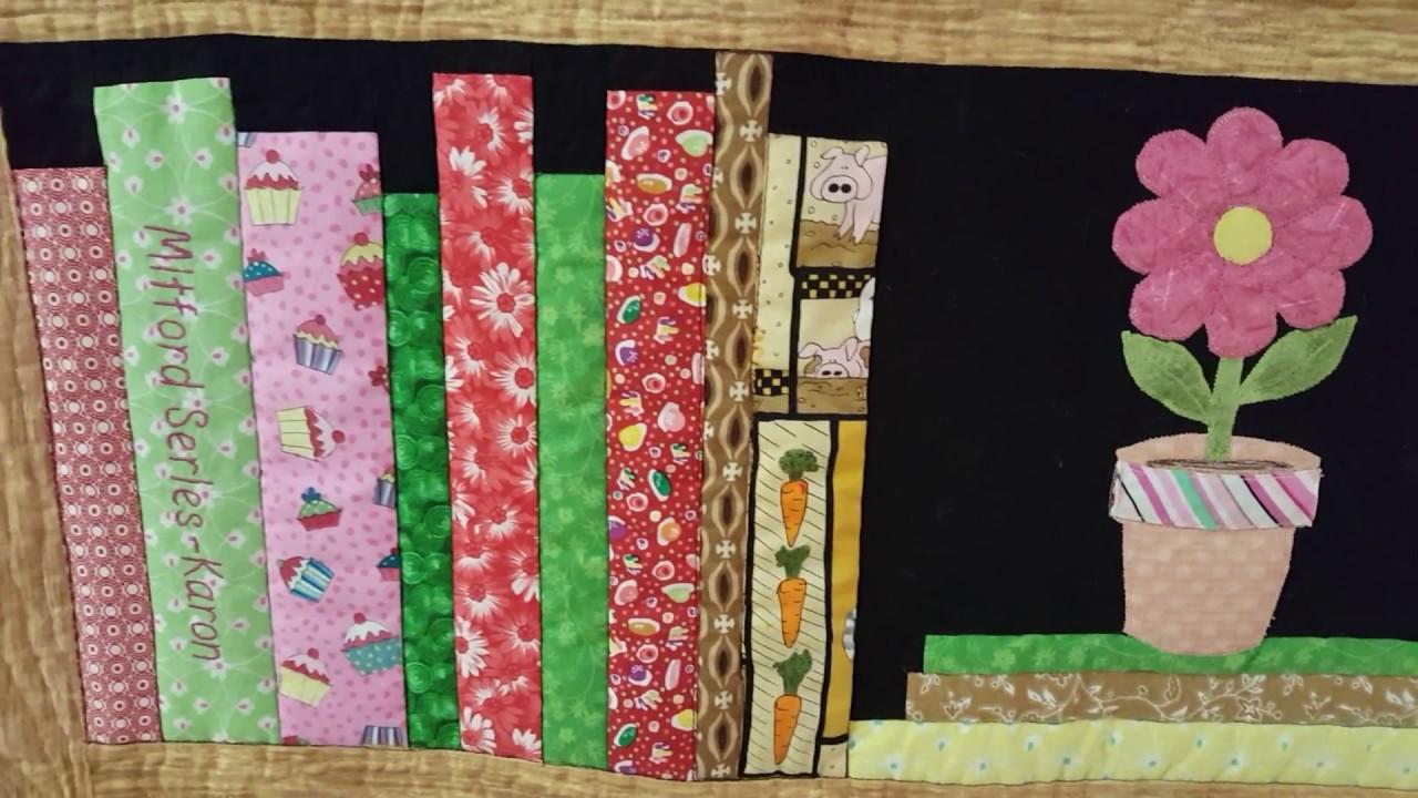 Bookcase Quilt Pattern Best Inspiration Ideas