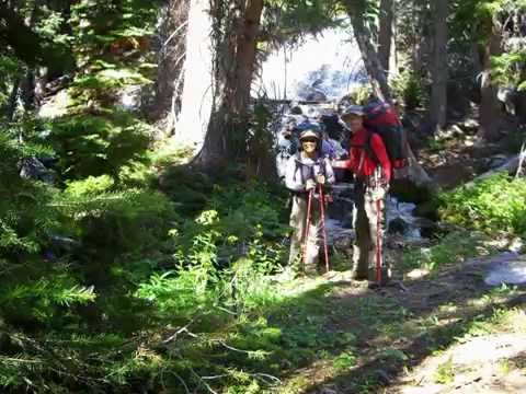 Boulder White Cloud Mountains Idaho - Walker Lake & Big Boulder Lakes - Backpacking