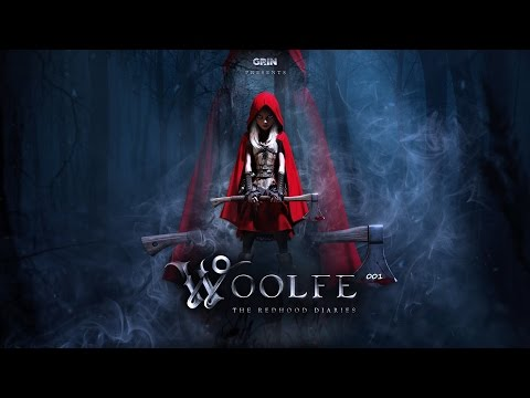 Woolfe - The Redhood Diaries 001 |