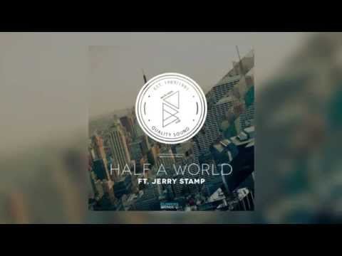 We Architects Feat. Jerry Stamp - Half A World (Official Audio)