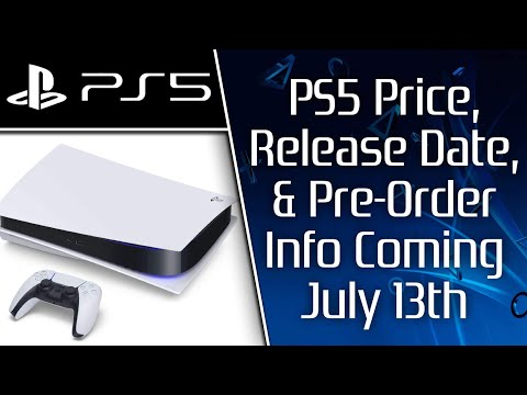 HUGE PS5 LEAK - PlayStation 5 Price, Release Date & Pre-Order Info Coming In The Next 2 Weeks