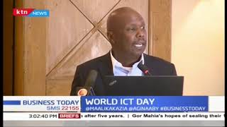 WORLD ICT DAY: Kenya joins world in marking day, Senator Gideon Moi applauds progress | BUSINESS TODAY