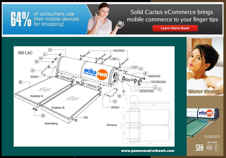 Service Wika Pluit 081313462267 Youtube Lxc 150 Pemanas Air Tenaga Matahari
