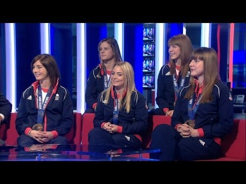 Team GB's Women's Curling Team 'Shocked' By Support After Bronze In Sochi Olympics