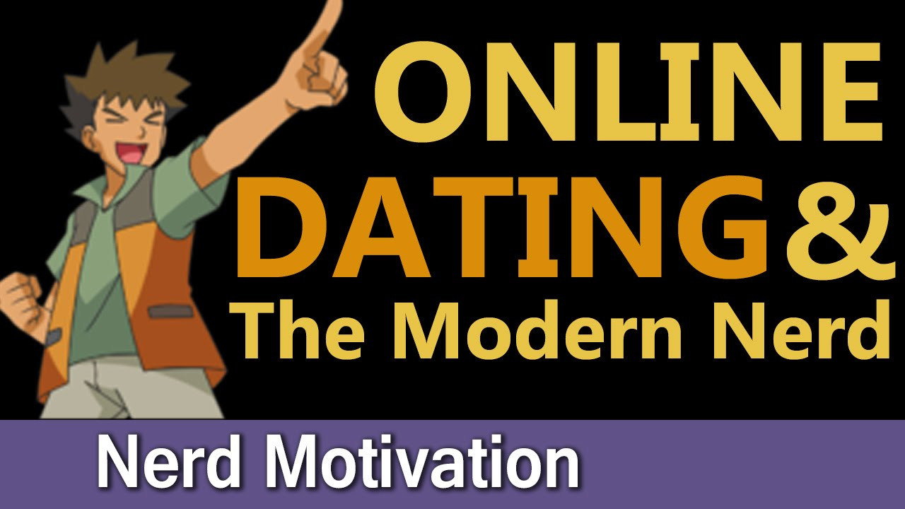 Nerd dating online