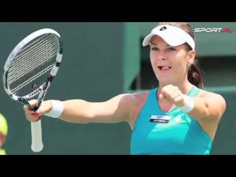 Wimbledon: A. Radwańska zmierzy się z Camilą Giorgi