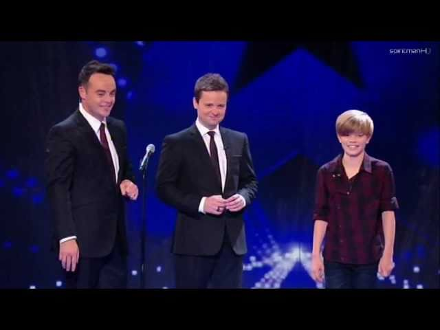 Ronan Parke - Final - Britain's Got Talent 2011