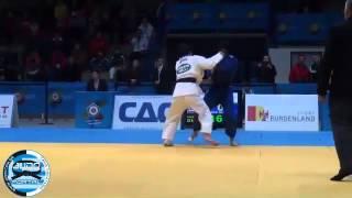 European Judo Open Women Oberwart 2013 Bronze -63kg KATAGIRI Natsumi (JPN) - MILOSEVIC Nina (SLO)