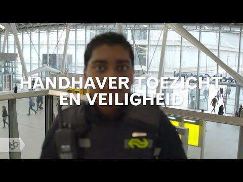 Handhaver toezicht en veiligheid (SBB)