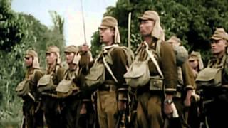 Вторая Мировая война.Агрессия Японии серия 4