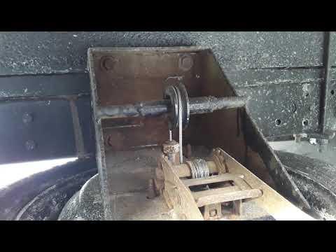 Кронштейн под запасное колесо на Газель