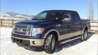 2011 Ford F-150 Mashup review: Ecoboost V6 Twin Turbo vs 5.0L V8