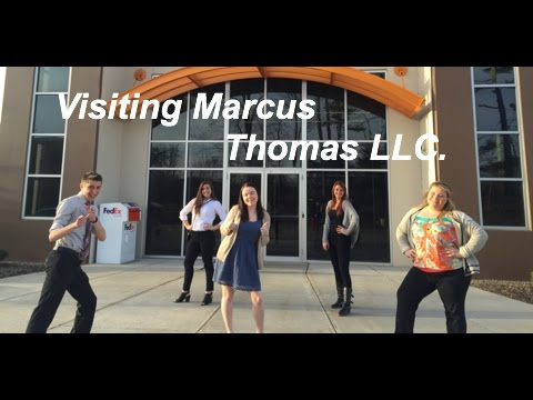 Agency Visit to Marcus Thomas LLC.