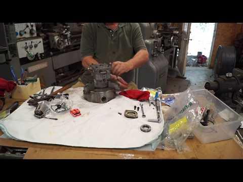 Hydro-Gear Pump Rebuild Part 2   (Zero Turn Mower Pump)