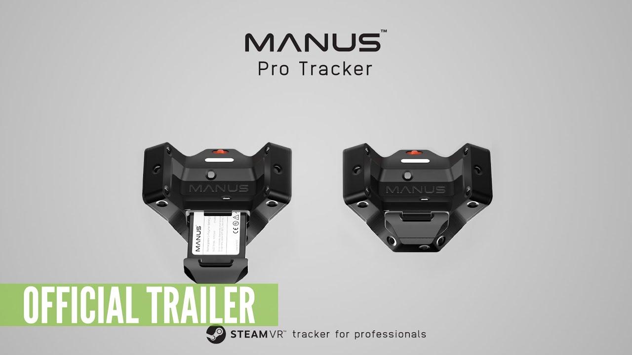 Manus Pro Tracker - новая альтернатива вайвтрекерам для профессионалов