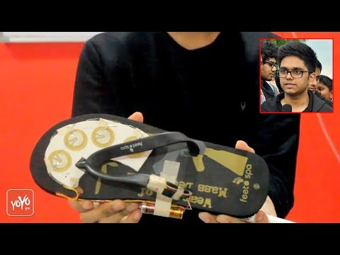 17 Years Old Boy From Telangana Who Invented a Unique  Device to Prevent Rape | ...