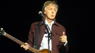 Paul McCartney (with horns!) - Got To Get You Into My Life [Live in Kraków - 03-12-2018]