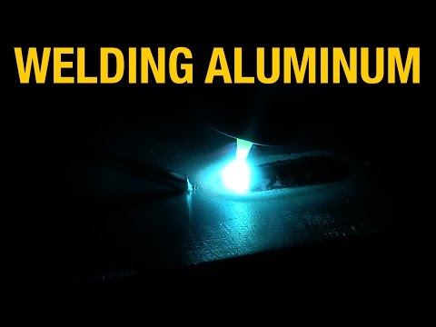 How To Weld Aluminum - Pointers and Troubleshooting with Eastwood