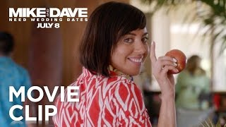 "Mike and Dave Need Wedding Dates | ""Apple a Day"" Clip [HD] 