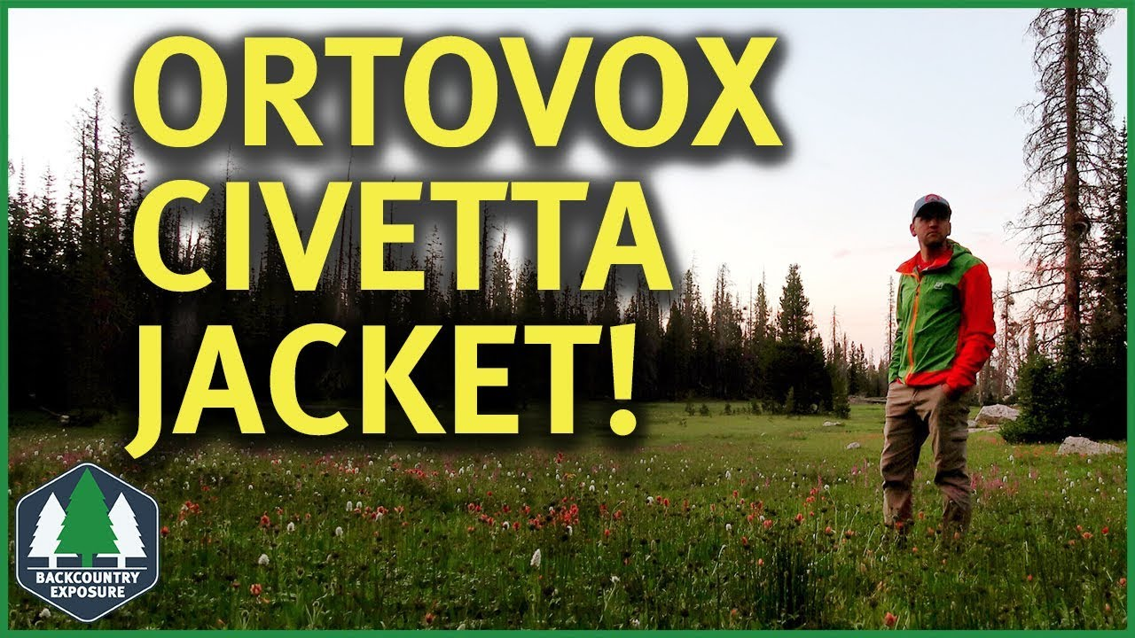Ortovox Civetta 2.5L Jacket Mens