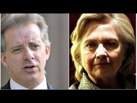 MUELLER COULD INDICT CLINTON FOR HIRING FOREIGN SPY TO MEDDLE IN ELECTION!