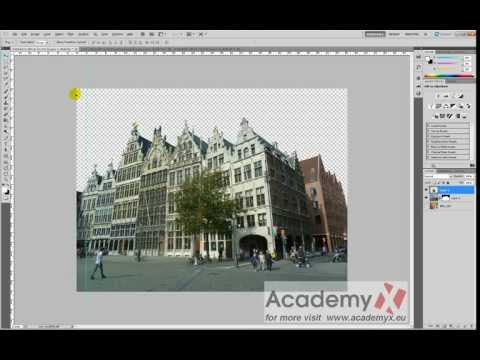 Adobe Photoshop CS 5 tutorial part 03