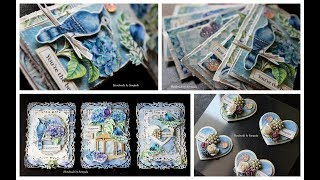 DIY Scrapbook Embellishments & Tags | Make you own embellishments for scrapbooks/Cards/Layouts