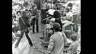 MC5 at Tartar Field, Wayne State University, Detroit on July 19th, ...