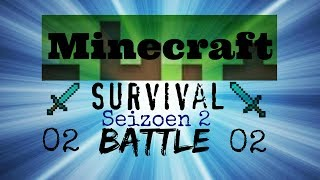 Minecraft Survival Battle - Seizoen 2 - Aflevering 2 thumbnail