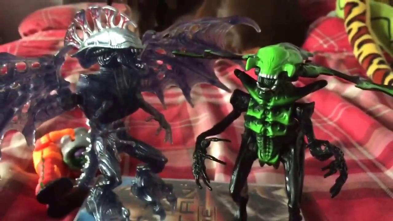 Kenner Aliens King Alien Action Figure New in Package