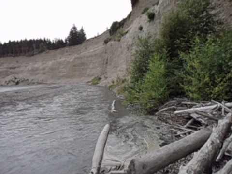 Elwha River Damn Dam Removal