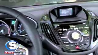 Ford B Max, MAV compatto Prova st a internazionale a Monaco
