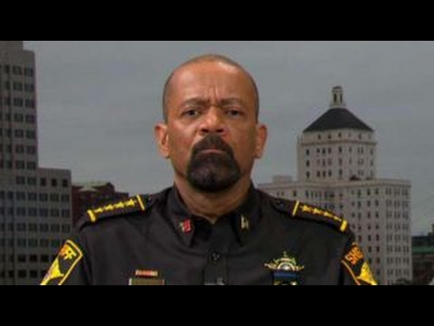 Trump fires Comey, Sheriff David Clarke possible FBI replacement?