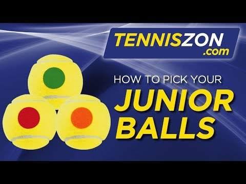 How to Pick Your Junior Balls
