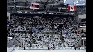 Penn State Hockey Whiteout Game Pump Up Video