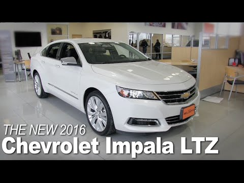 New 2016 Chevrolet Impala Lakeville, Bloomington, Burnsville, Minneapolis, St Paul, MN Impala Specs