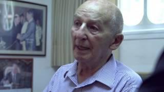 סא״ל מיל. איז׳ו בירן מראיין את אל״מ מיל. זאב לירון (לונדנר) ז״ל - שורד שואה טייס קרב ואיש מודיעין