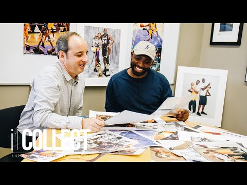 A Look at the Biggest Kobe Bryant Photo Collection in the World | iCollect