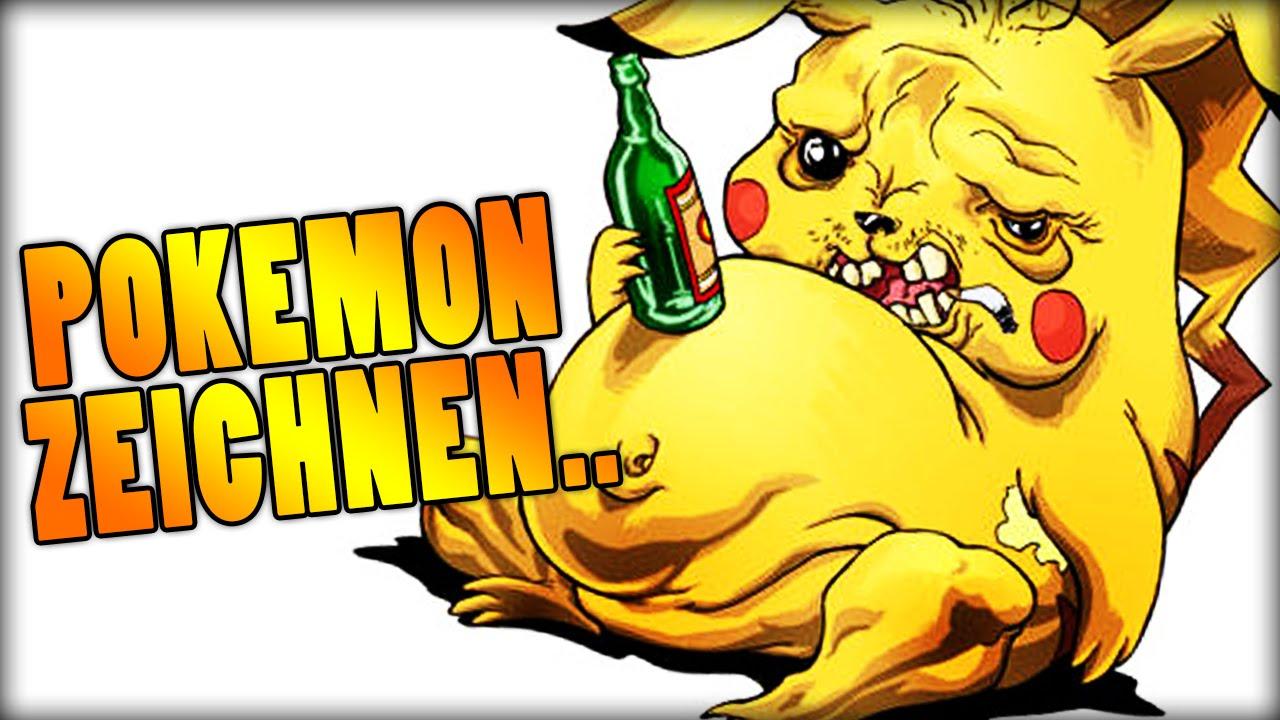 Pokemon Zeichnen Youtube
