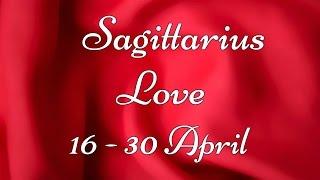 SAGITTARIUS In-depth LOVE Reading 16-30 April 2017