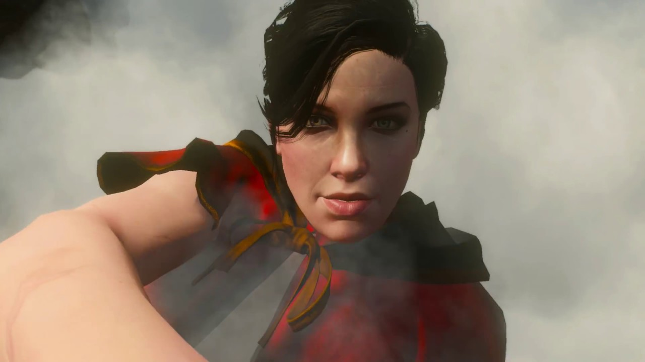 the witcher 3 syanna nackt