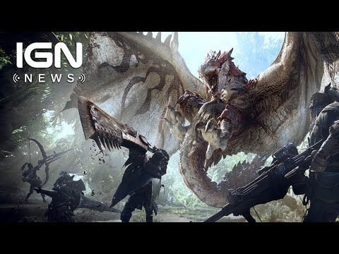 Monster Hunter World Will Add New Monsters as Free DLC - IGN News