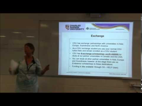 CDU Student Exchange Program