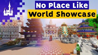 No Place Like World Showcase | MCParks