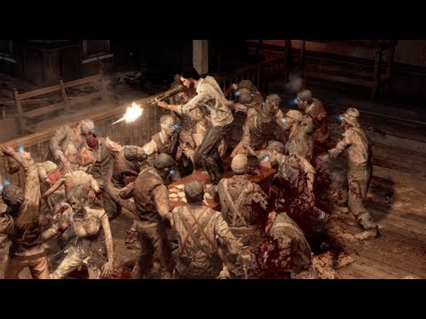 """Official Call of Duty: Black Ops 2 Video (Buried) - """"Always Running"""""""