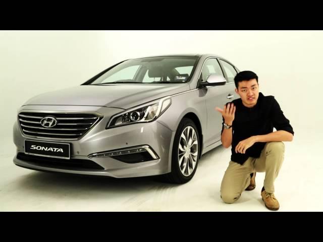 All New Camry Paultan Ukuran Ban Grand Avanza Veloz View 2015 Hyundai Sonata Malaysia Walk Around Tour Org Zigwheels