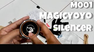 Unboxing&Review Magicyoyo M001 (Silencer) - Yoyo Indonesia