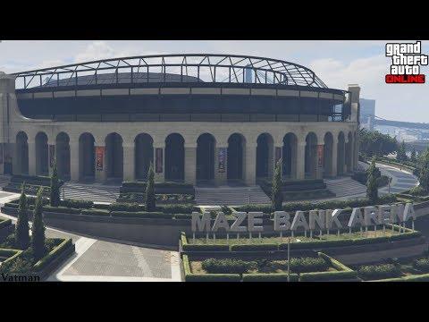6 фишек Maze Bank Arena