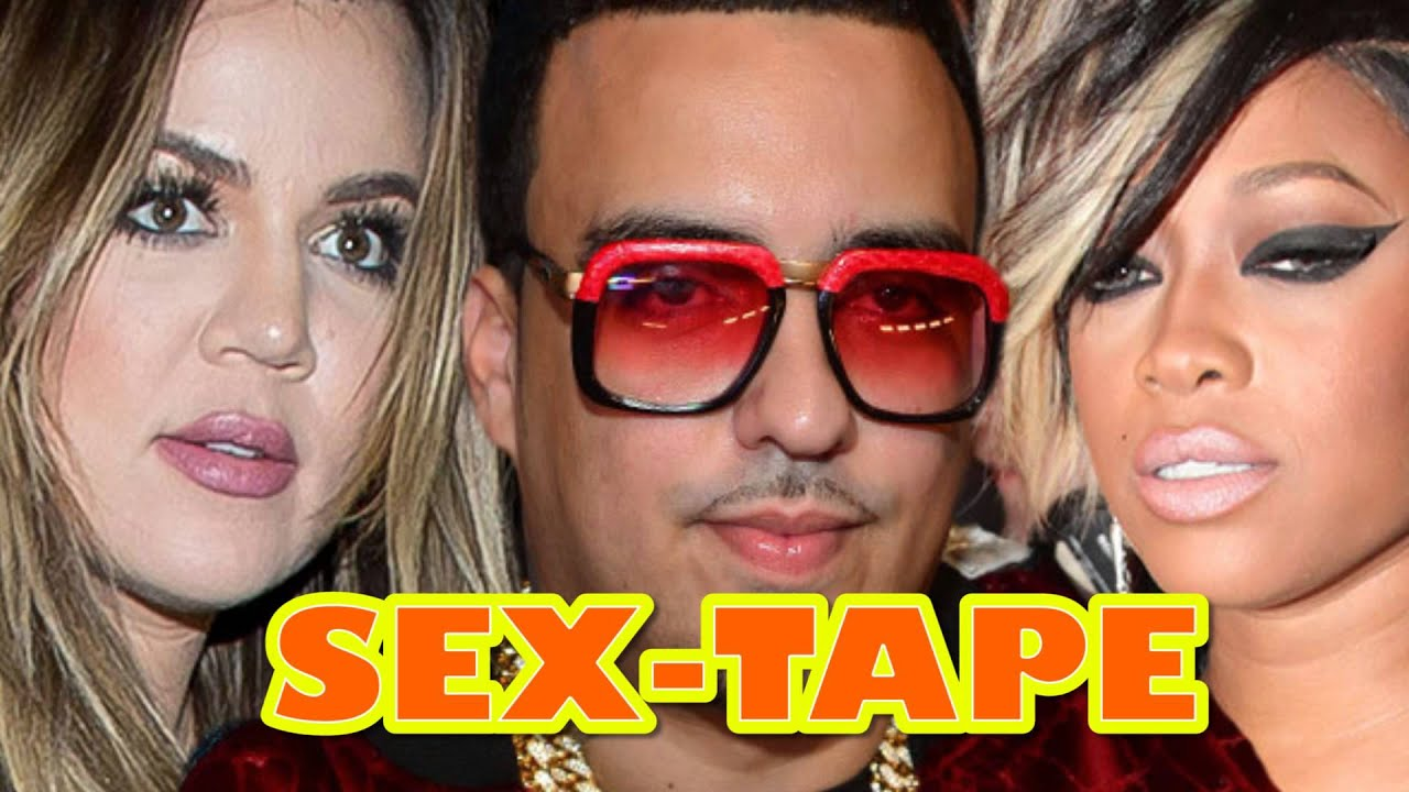 Sex-Tape Khloe Kardashian And French Montana Break Up